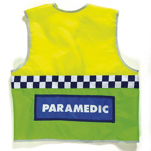 Paramedic Overjacket