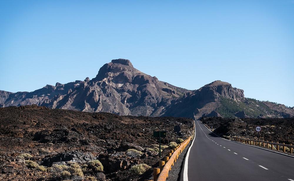 Tenerifes amazing landscapes