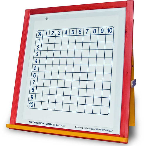Multiplication Square Overlay
