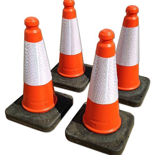 Traffic Cones - Pack of 4