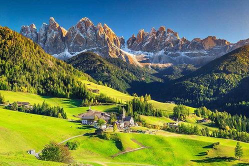 Dragon Days - Alpine mountains