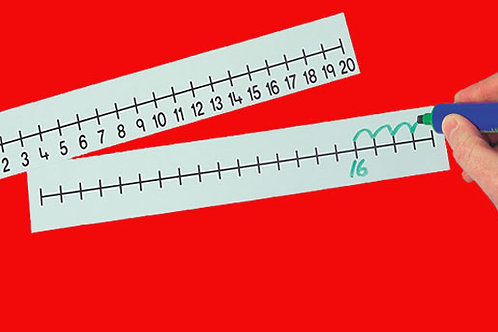 Desk Top Lines 0 to 20 (Pack of 30)