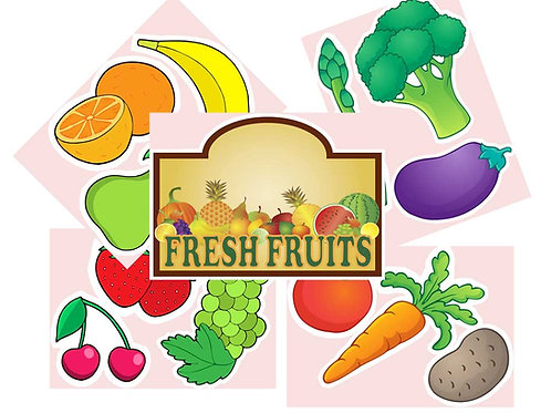 Fruit & Veg Accessory Pack