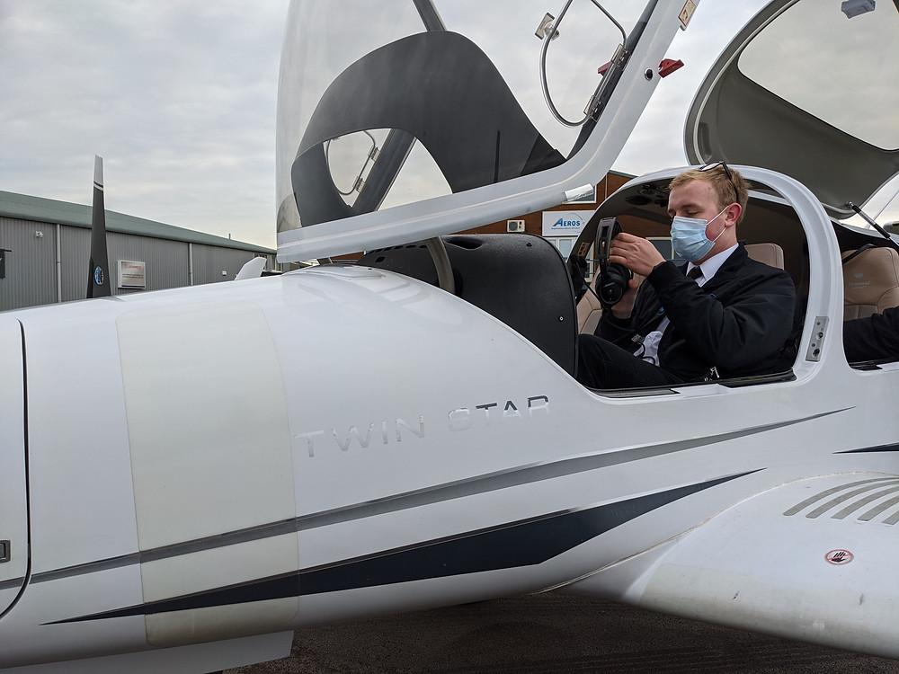 Modular Flight Training at Aeros