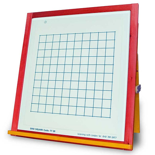 Grid Square Overlay