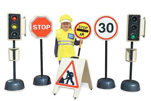 Roadside Special + FREE traffic cones
