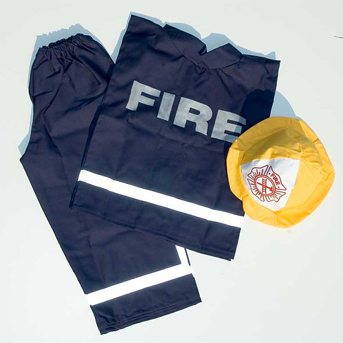 Fire Officer Outfit