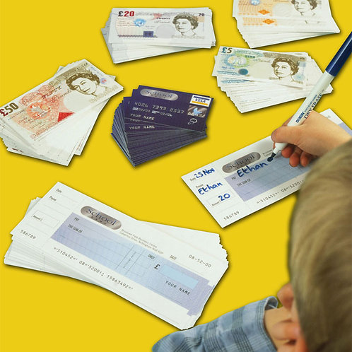 Fake banknotes - Classpack