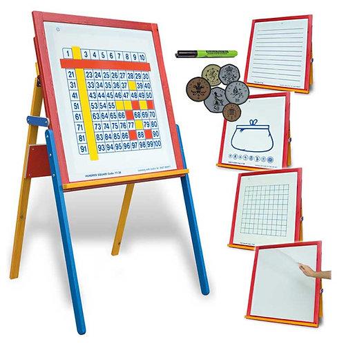 Easel Whiteboard - 'Start up' Set
