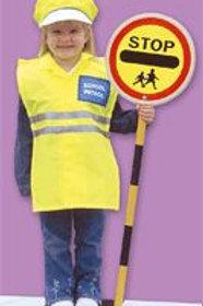 School Crossing Patrol Outfit & Hat
