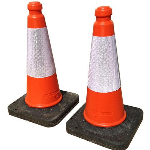 Highwaymen Traffic Cones - Pair