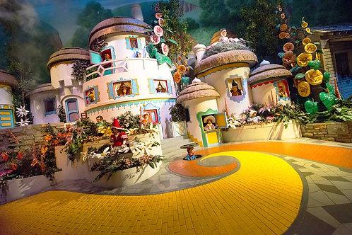 Munchkin Land - Wizard of Oz