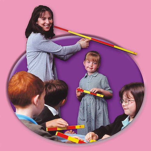 Teachers Counting Stick
