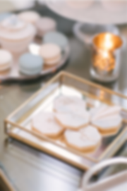 fondant icing cookies, dessert table, candy bar