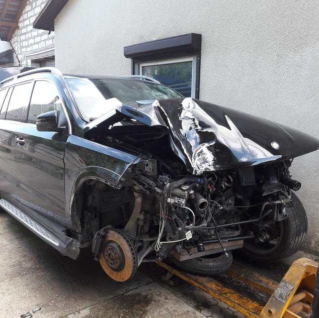 Mercedes GL X166