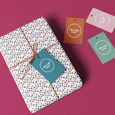 Branding: Pom Pom Print