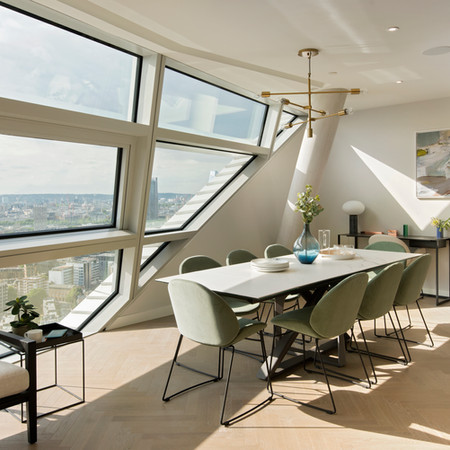 Show Apartment, Two Fifty One London