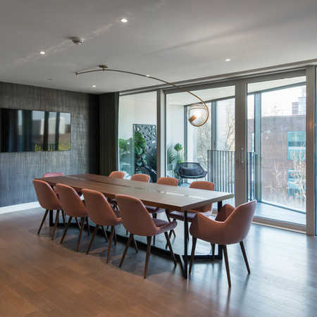 Residents Lounge, Two Fifty One London