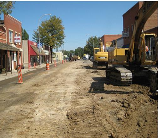 Washington Street Intersection Improvements