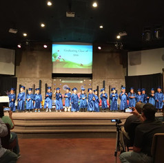 graduation ceremony at western heights
