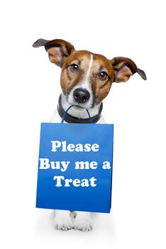 please buy me a treat