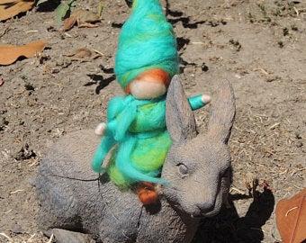 Tuquoise Elf