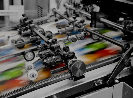 Offset Printing vs Digital Printing