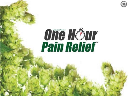 Vinoprin® One Hour Pain Relief Free - 1 Week Sample Pack