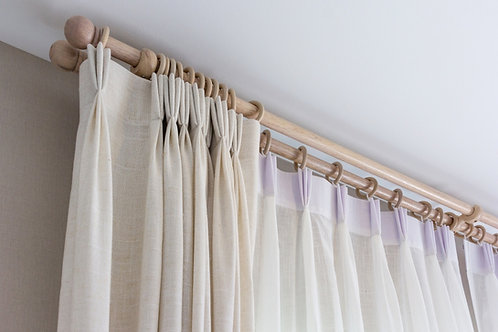 Drapes with Rings