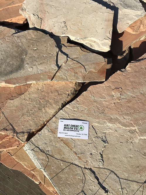 Mexican Rose Flagstone