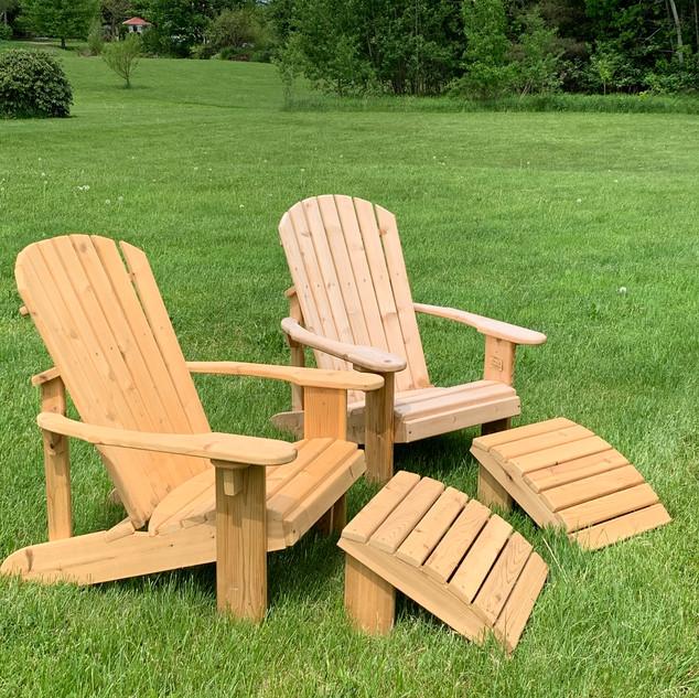 Adirondack Series Standard and Big Boy Chairs