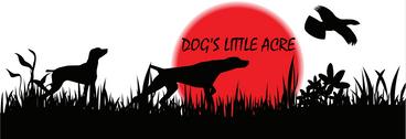 Dog Little Acre Banner