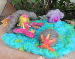 Mermaid and her Sea Cave Play Set