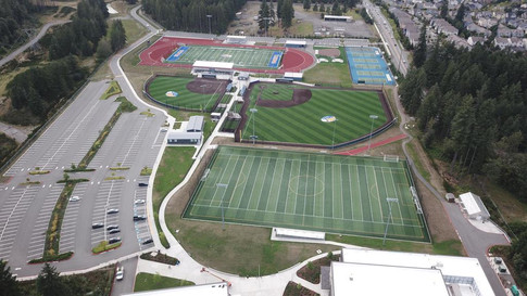 Tahoma High School - 23100 SE Bear Boulevard