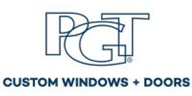 PGT Custom Windows Logo