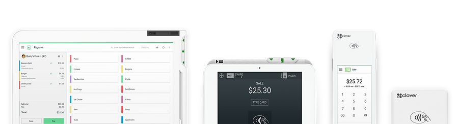 clover mobile suite