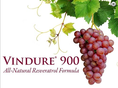 Vindure® 900 All-Natural Resveratrol Formula Free - 1 Week Sample Pack