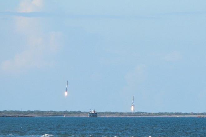 Rocket launches florida