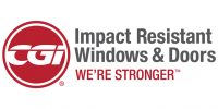 CGI Impact Resistant Windows & Doors Logo