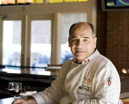 Chef/Owner Jorge Calvo