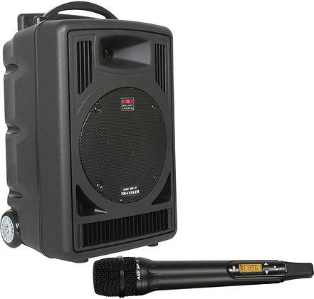 Powered Mic + Speaker Package