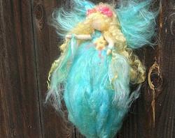 Sea Fairy with Starfish