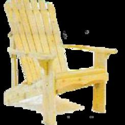 "Standard Chair Big Boy Chair is 3"" wide"
