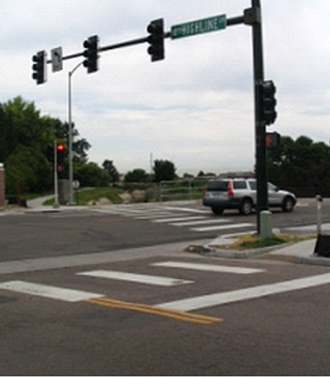 Malley Drive Traffic Signal