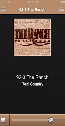 92-3 The Ranch Real Country