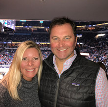 David _ Mary Dudley at Grizzlies Game.jp