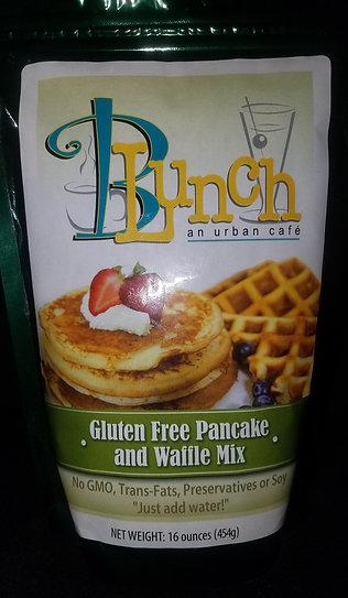 bLunch Gluten Free Pancake & Waffle Mix