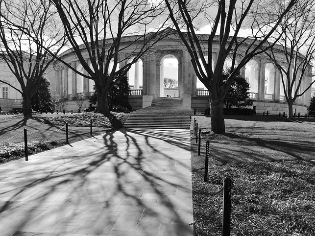 Entrance Tomb of the Unknown Soldier