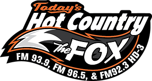 LOGO - Todays Hot Country The FOX
