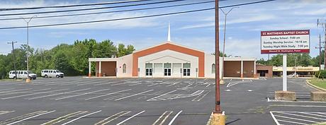 St Mathews Baptist Church District Heigh